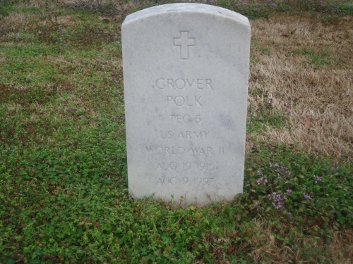 Grover (Buddy) Polk (1916-1997)
