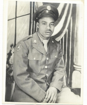 Kaiser Gary Sr. (World War II Veteran)