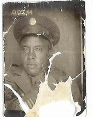 Grover (Buddy) Polk (World War II Veteran)