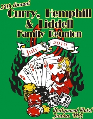 2010 Hemhill-Curry-Liddell Family Reunion